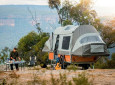OPUS popup camper rental