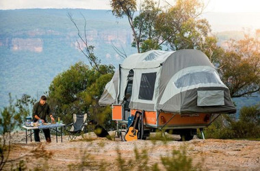 You Can Try This (Revolutionary) OPUS Folding Camper Before You Buy