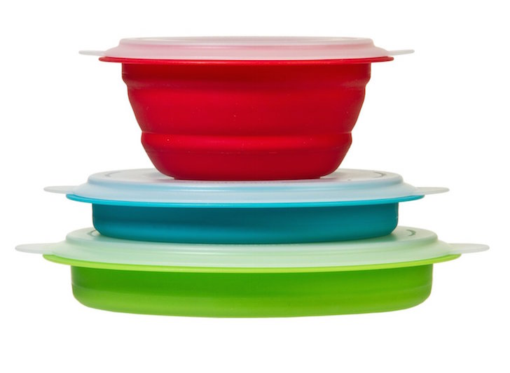 Prepworks collapsible prep bowls