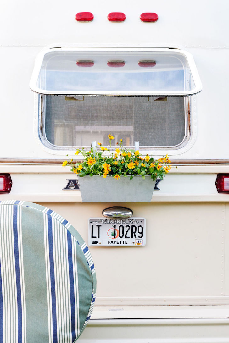 6 Cheap And Easy Ways To Remodel A Vintage Trailer
