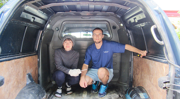 Relaxed Pace – One Couple's Tips For Traveling Through Europe In A Van