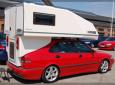Saab Toppola camper