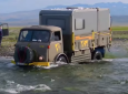 Here's Where This No-Nonsense Steyr 680 4×4 RV Can Take You