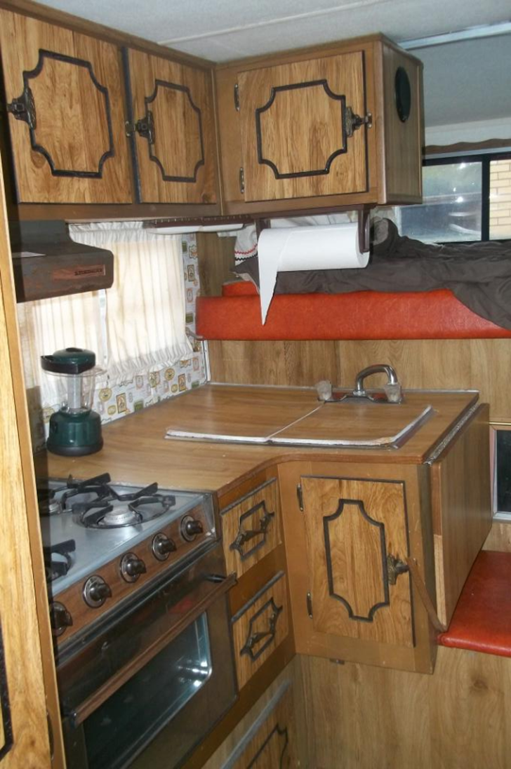 Truck Bed Camper >> This Amerigo Truck Camper Was An Utter Mess, Now - WOW!