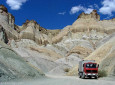 Mercedes-Benz 1019 Fire Engine Turned Overland Camper Home For This World-Traveling Couple