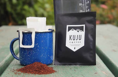 Kuju PourOver Promises Quick Camp Coffee