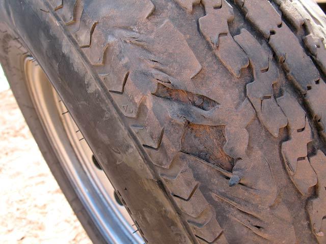RV tire covers necessary