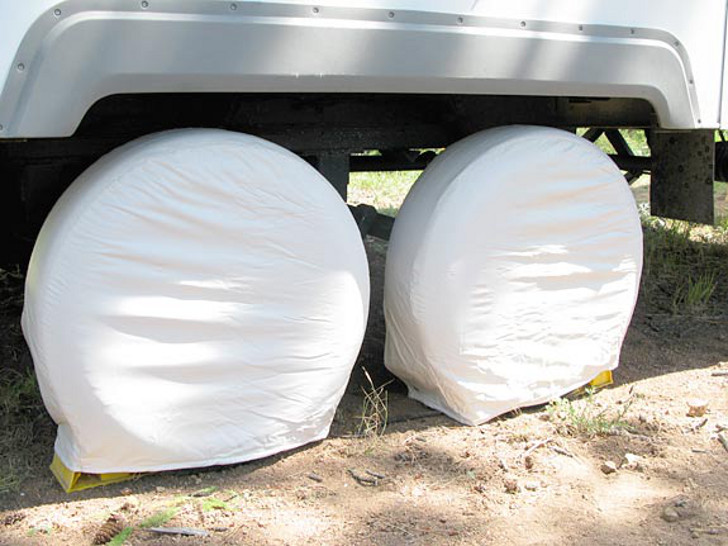 Why Rv Tire Covers Are Necessary