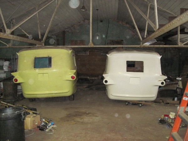 The prototypes for Relic Trailers were hidden away for 50 years.