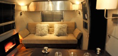 Take A Look Inside This Renovated 1967 Overlander Airstream Trailer