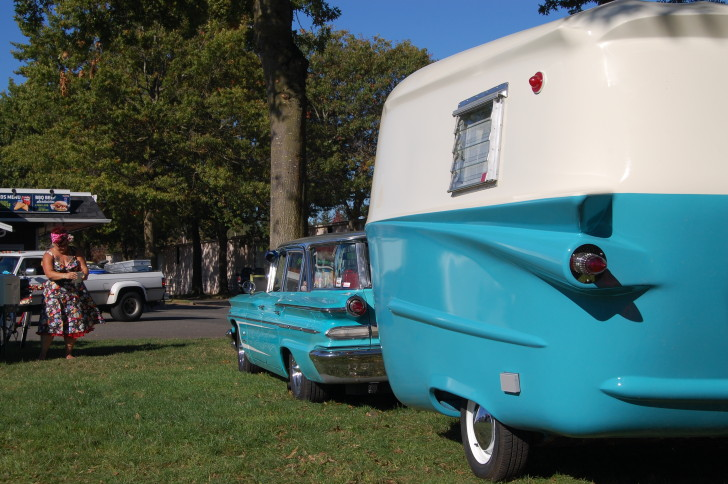 Relic Trailers are time machines in the vintage RV world