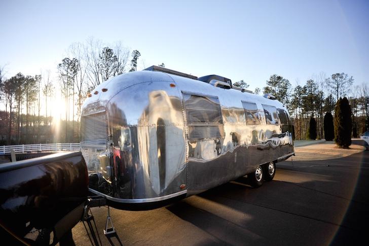 Overlander Airstream