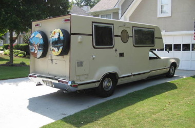 Like New 1970 Oldsmobile Toronado Camper Still Turning Heads