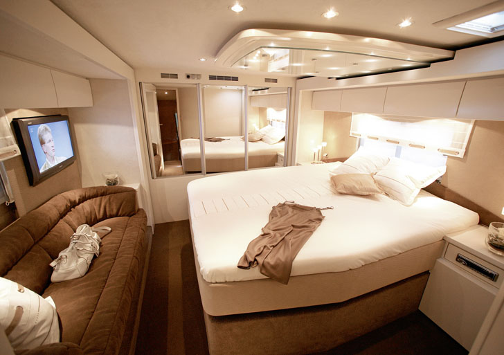 This Luxurious High Tech Rv Will Blow Your Mind