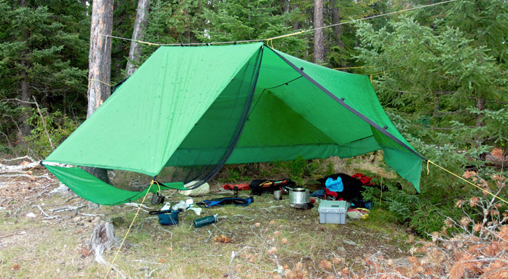 5 Things You Must Have For Camping When It's Raining