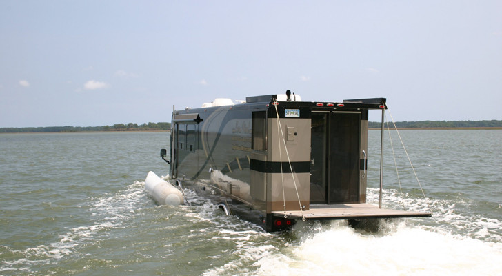 You Can Drive This Epic RV Through Water!