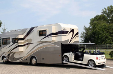 This Luxuriously High-Tech RV Will Blow Your Mind