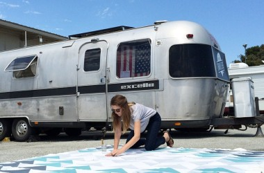 Airstream Mobile Studio