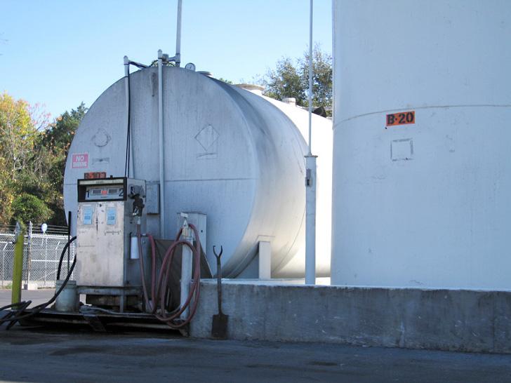 bad RV diesel fuel