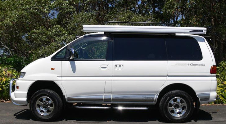 This Xcentrix Family Van Secretly Wants To Be A 4×4 RV