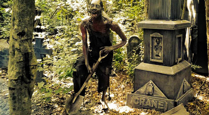 5 Haunted Campgrounds For Spooky Halloween Camping Fun