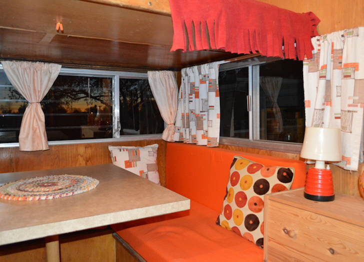 Rv And Campers For Sale >> This 1962 Shasta Astrodome Features A Cab-Over Bunk