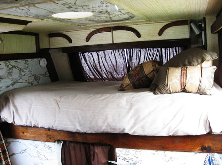 upper berth toronado