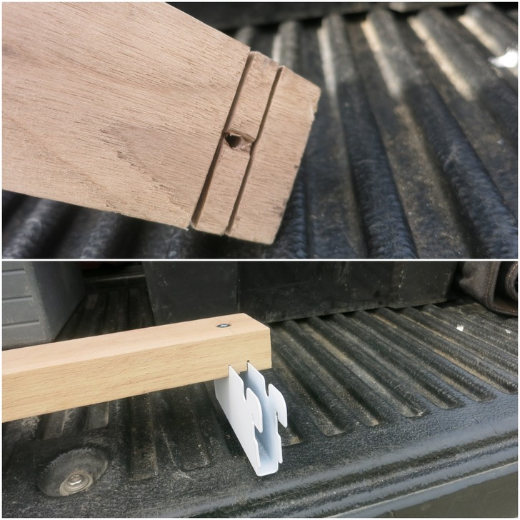 DIY RV Desk