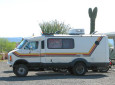 Vintage TransVan RV Brings Back (Fond?) Memories Of Leisure Suit Era
