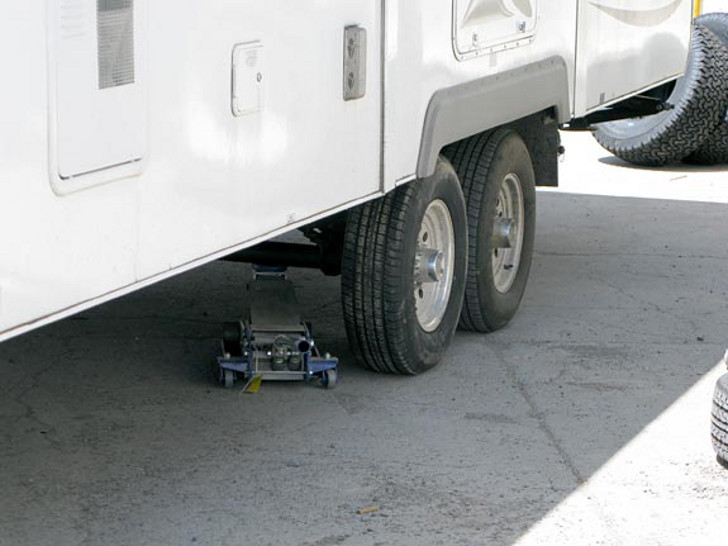 RV Tire Blowout Tips And Informational Video