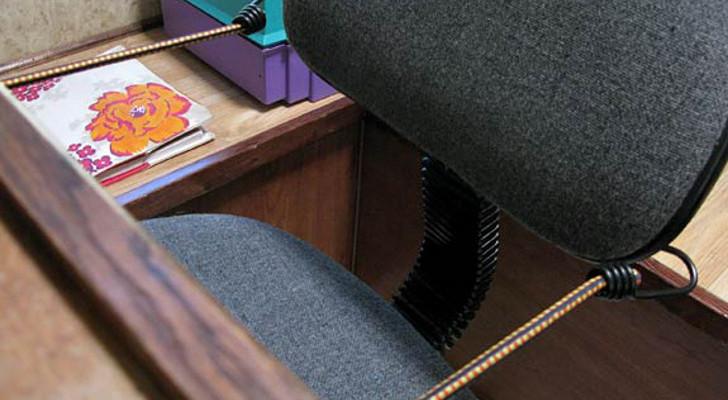 RV office chair