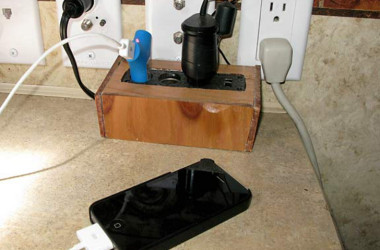 DC Power Strip Mod for RVs