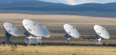 Make Contact At The Very Large Array Roadside Attraction