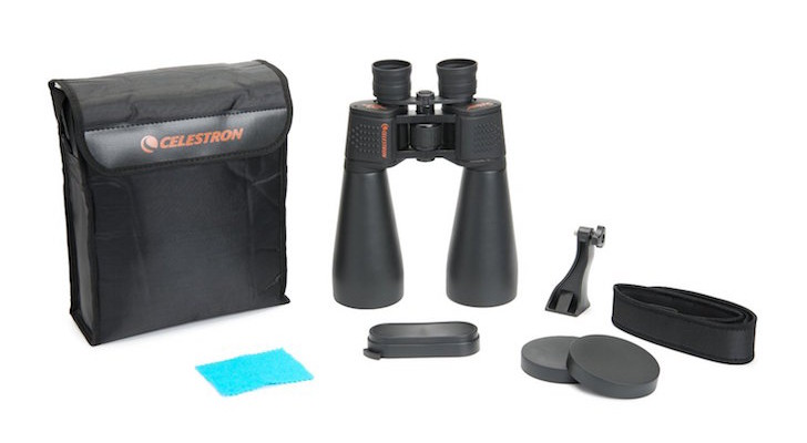 3 Of The Best Astronomy Binoculars For Nighttime Sky Stargazing