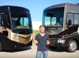 Key Differences Between Diesel And Gas Powered Motorhomes