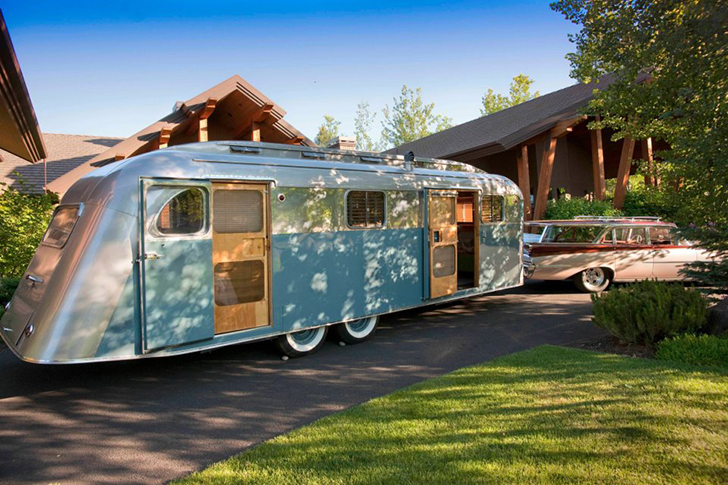 Vintage Trailer Restoration Advice From Flyte Camp