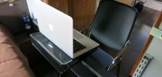 DIY RV Desk