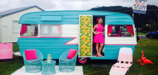 Fall In Love With These Sweet Vintage Campers By Beth Of Love Vintage Caravans