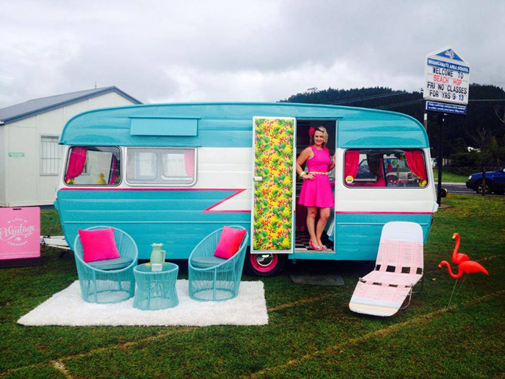 Sweet Vintage Campers By Beth Of Love Vintage Caravans