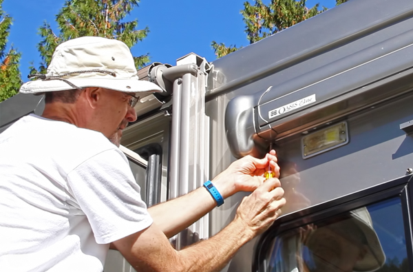 Rv Door Awning Dead Save Up To 1 000 With This Tip