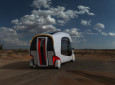 This Epic Motorhome Concept Combines A Car And A Caravan Camper