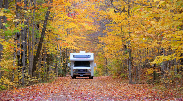 10 Reasons Why You Should Go Camping In The Fall