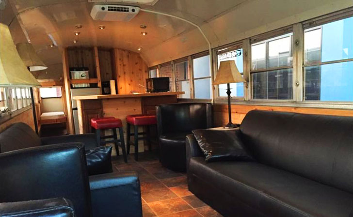 This Bus Conversion Features An Off Grid Ac