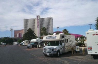 You'll Hit The Jackpot Staying At One Of These Highly Rated RV Parks Near Las Vegas!