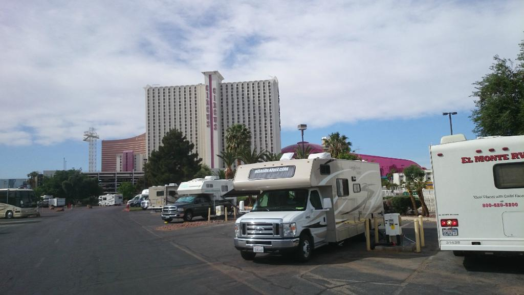 5 Highly Rated Rv Parks Near Las Vegas