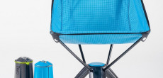 This Camping Chair Collapses To The Size Of A Thermos Bottle