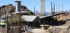 Quartzsite snowbird destination