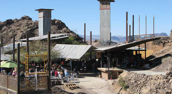 Get Refreshed At The Desert Bar—A Must-See Quartzsite Snowbird Destination