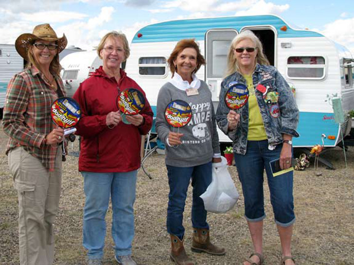 RVing women club, Sisters on the Fly