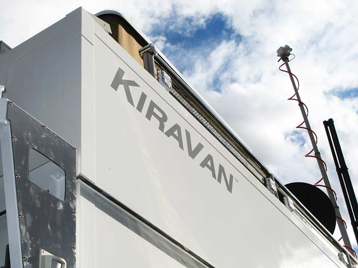KiraVan extreme RV